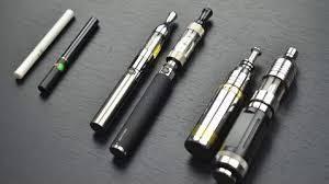 electronic cigarette vaporizer