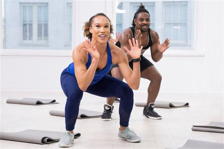 cardio workout exercises