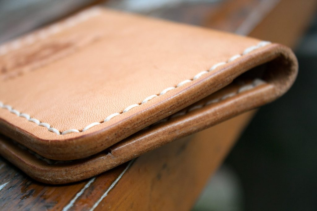 leather wallet designs
