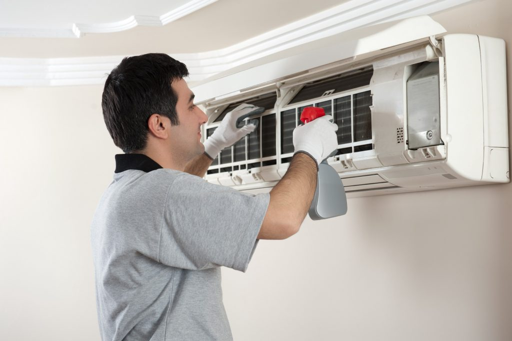 Home Air Conditioning Service Takes Care of Your AC