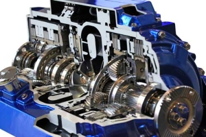 transmission rebuild service